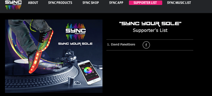 Sync Your Sole Support List