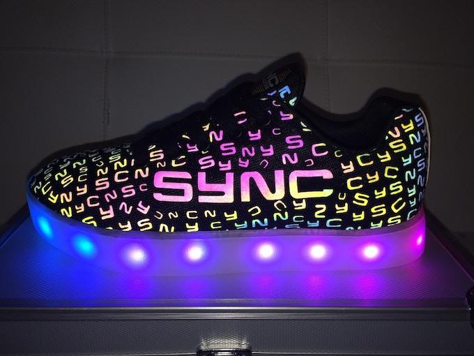 Sync Footwear - Sync Remix