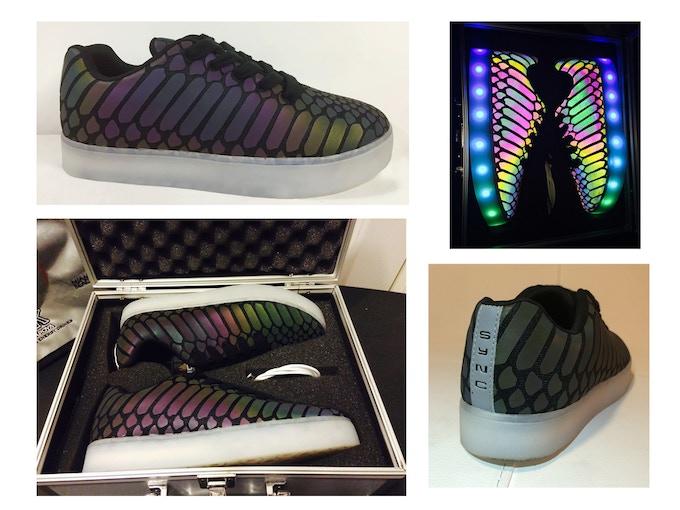 Sync Footwear - Viper Remix