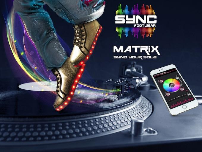 Sync Footwear - Matrix