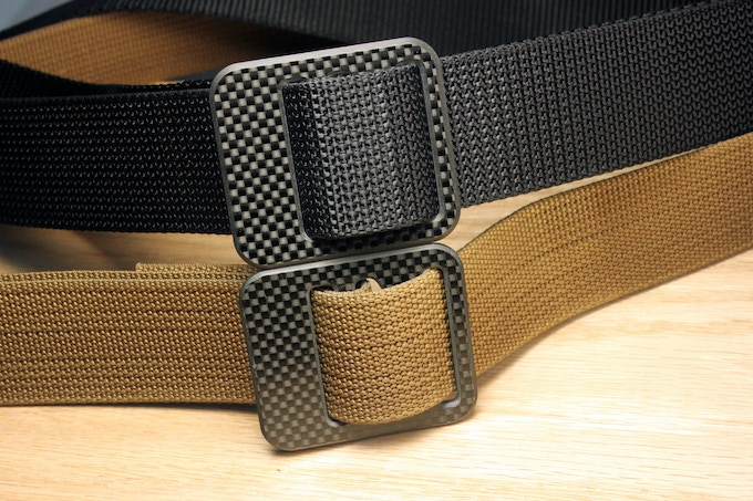 Tactical Webbing (Black, Coyote Brown)