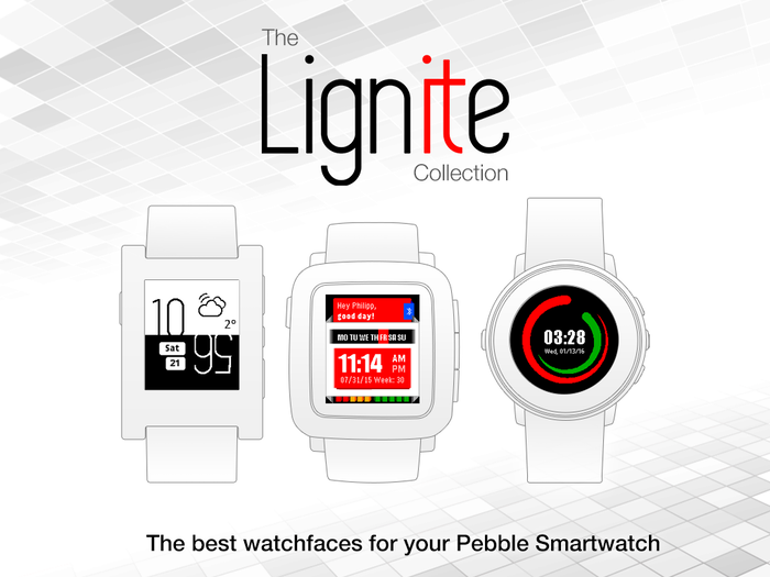 The best watchfaces for your Pebble Smartwatch