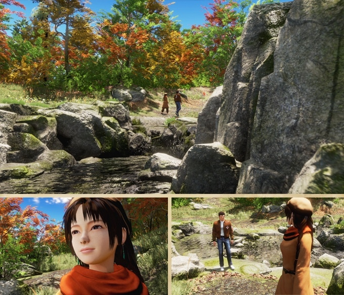 Shenmue III was funded on July 17, 2015.