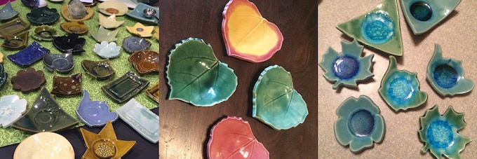 Trivets and Leaves