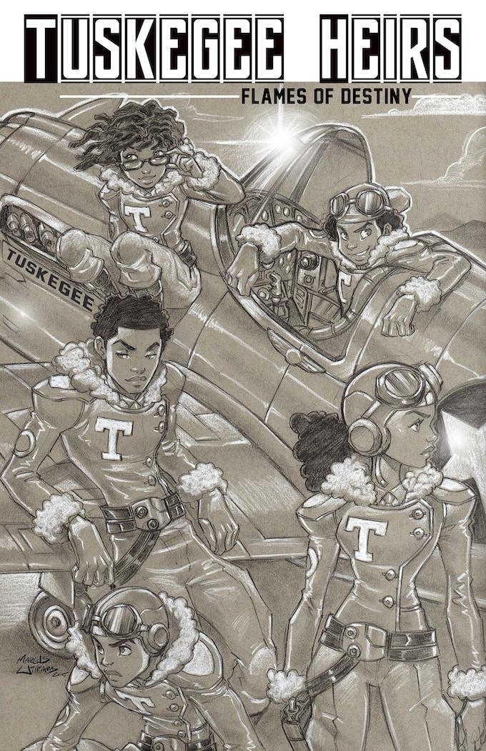 Tuskegee Heirs team