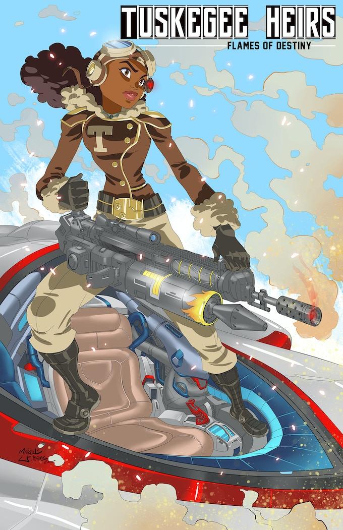 Tuskegee Heirs By Greg Burnham Kickstarter