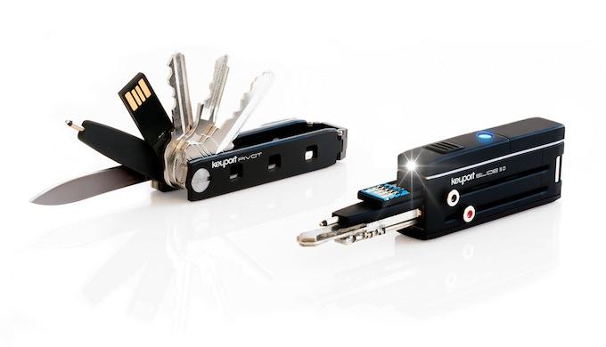Two Next Gen Modular Everyday Multi-Tools - Keyport Pivot & Keyport Slide 3.0