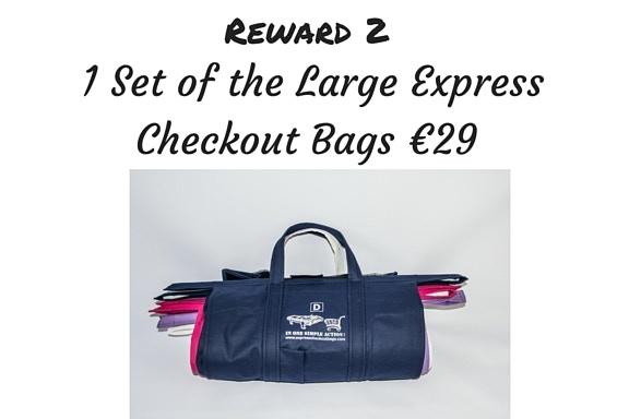 Reward 2 ... Pledge €29.00
