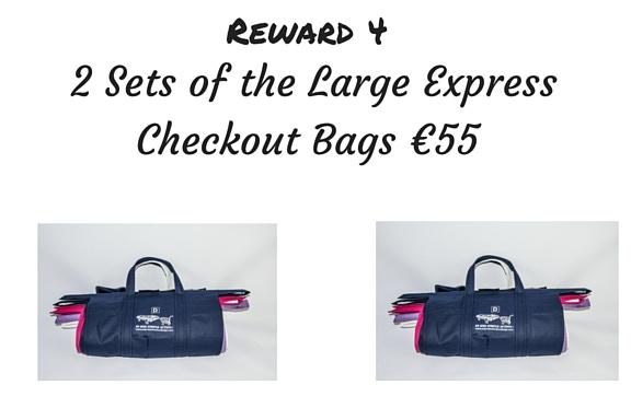 Reward 4 ... Pledge €55.00