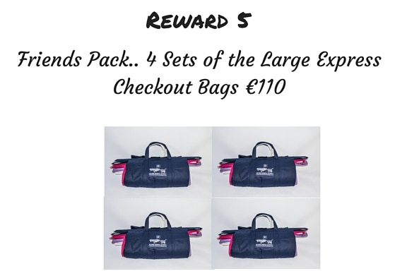 Reward 5 ... Pledge €110.00