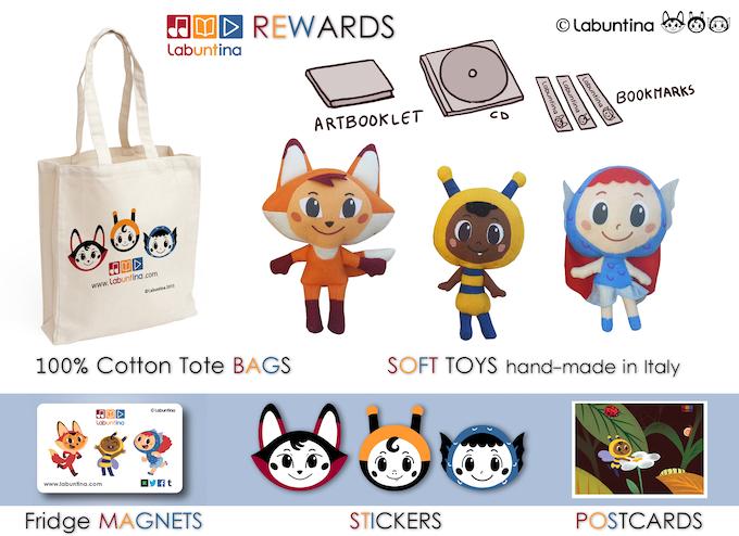 Rewards! (Premi!)