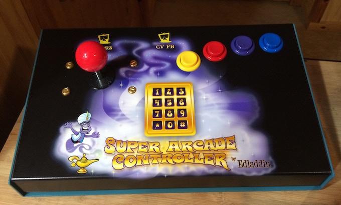 Super Arcade Controller