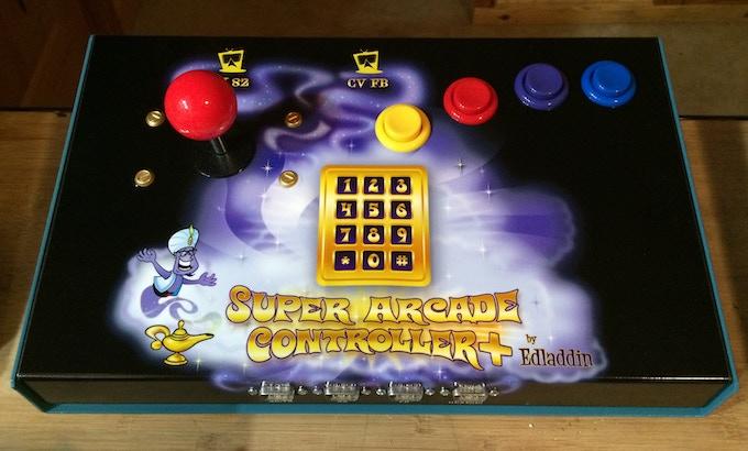 Super Arcade Controller PLUS
