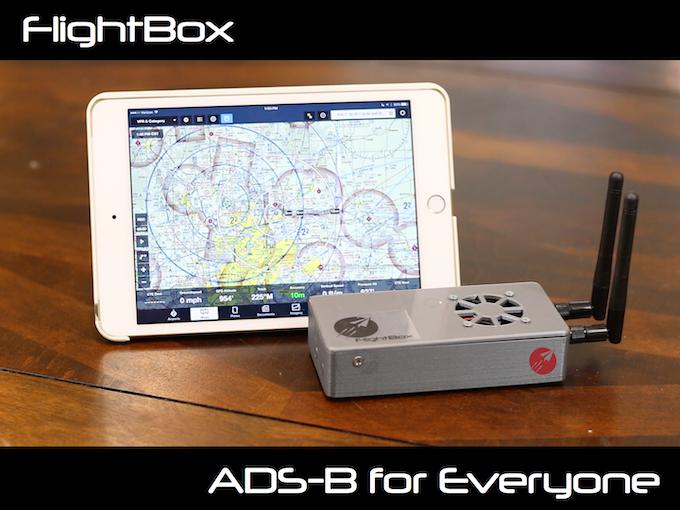 FlightBox Prototype (iPad Not Included)