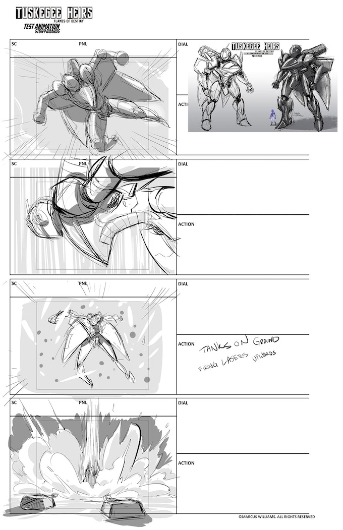 Rough Storyboards-1