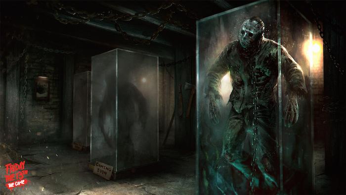 The Jason Room! Watch yourself!
