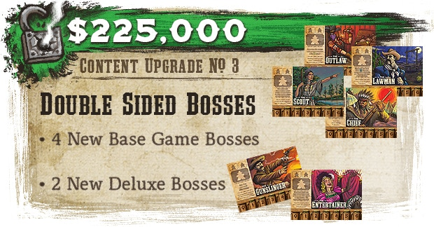 Click to enlarge! *this stretch goal does not increase the card count of base or deluxe.