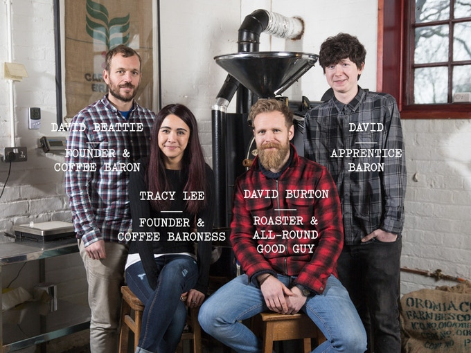 The Rounton Coffee Team