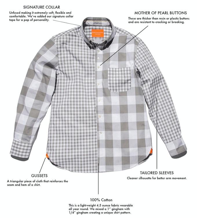 18971afaecc3 The Locksley Oxford Button-Down Shirt – Gingham Oxford is a great shirt.