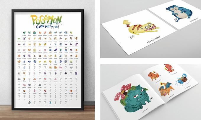 A1 Poster  |  130x130 Art Cards  |  210x210 Art Book
