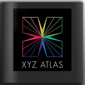 Print Catalog for XYZ Atlas: The Hedonic Map of Austin
