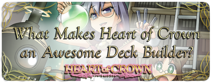 What makes Heart of Crown Awesome?
