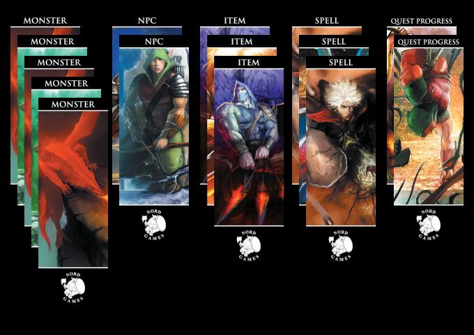 Game Master Bookmark Pack