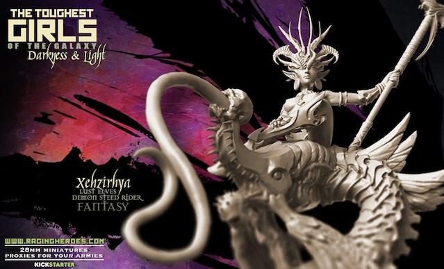 Fantasy worm girl 2