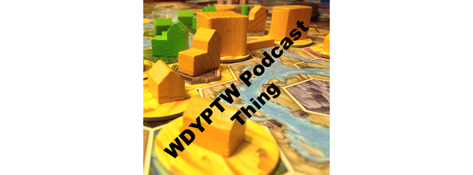 """""""The unique theme, the fantastic artwork and the ease of play with decisions to be made each round make this one an easy choice to back..."""" - Brandon, WDYPTW Podcast"""