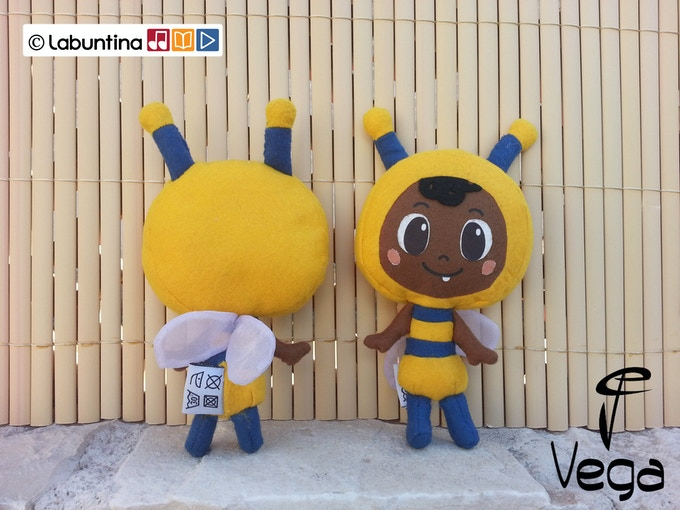 Judy Bee soft toy