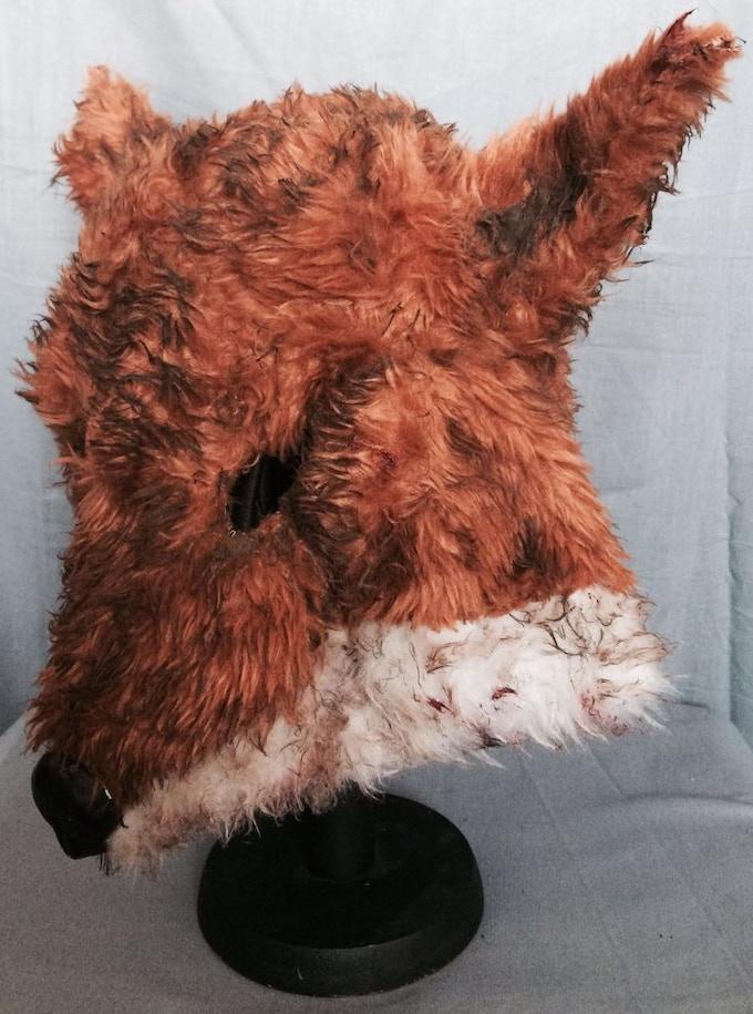 Prototype Fox full-head mask