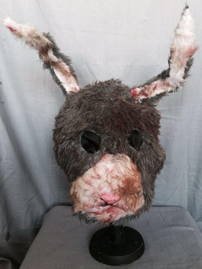 Prototype Rabbit full-head mask