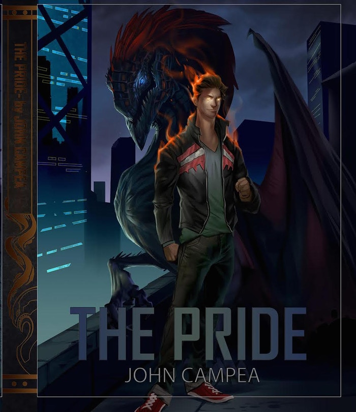 THE PRIDE is the story of an ancient race of Dragons unaware of their origins and their connection to a young man in modern Los Angeles