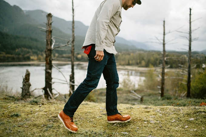 Featured: Men's Burnside (Trukee Red)