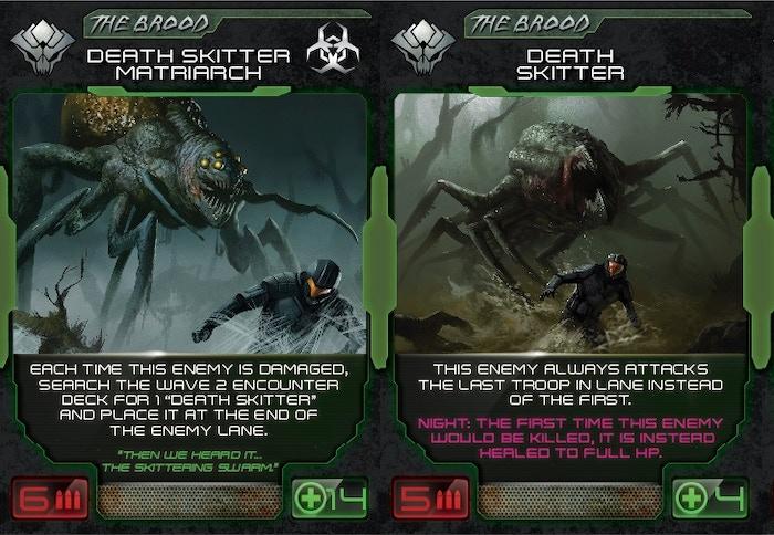 XenoShyft: Dreadmire by CMON » The Horrors of the Brood: Wave 3