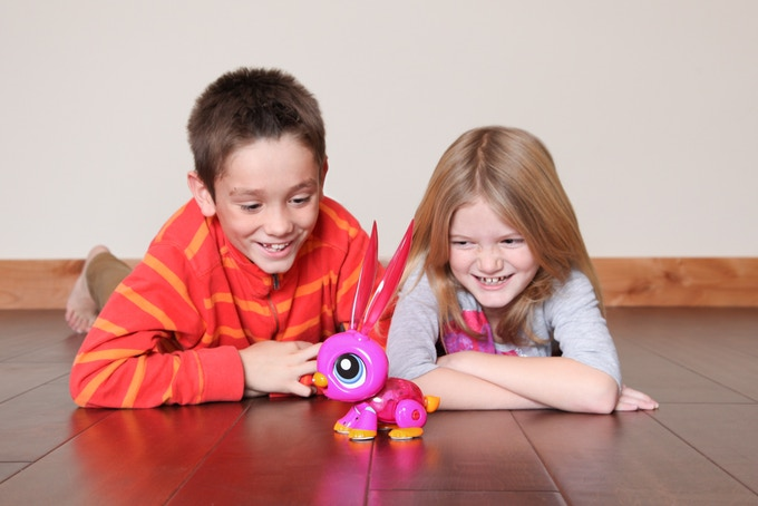 Putting it all together is a true accomplishment for your little technologist!