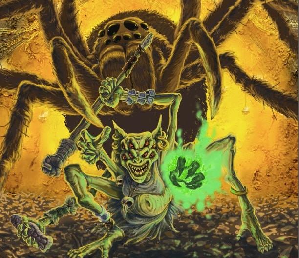 Scarred Lands—FRPG setting in 5e OGL & Pathfinder editions