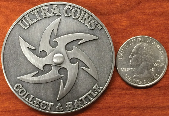 Photo of Common Side of Coin