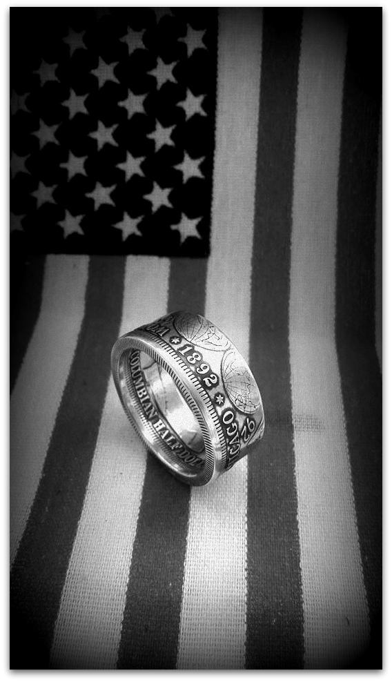 Coin Rings Amp Things History At Your Finger Tips By John