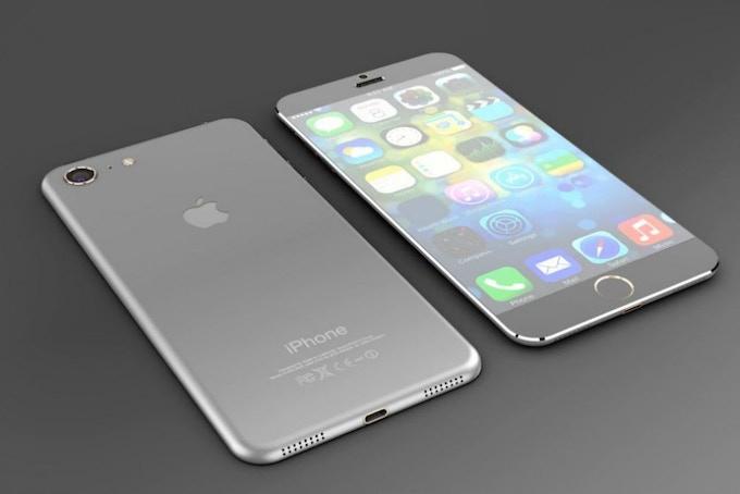 (Not actual iPhone 7)