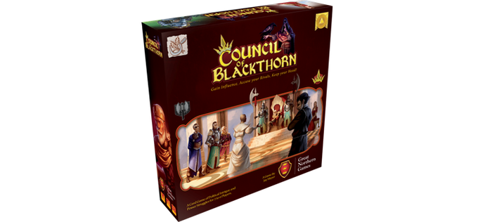 Council of Blackthorn box