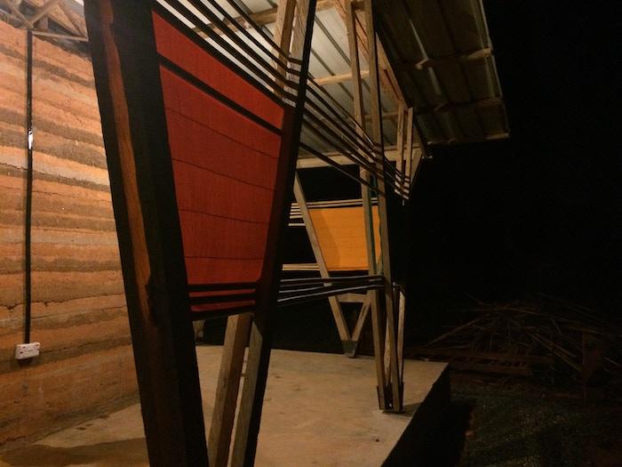 e13a4de75 Kente House by Angeles Hevia — Kickstarter