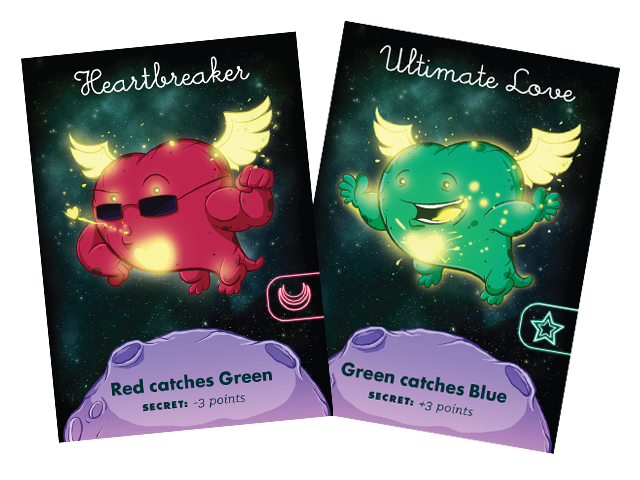 Heartcatcher Cards