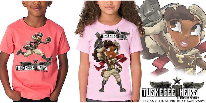 Youth Shirt Lineup