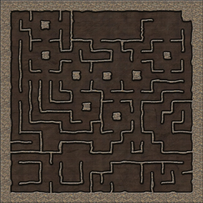 50+ Fantasy RPG Dungeon Gaming Maps by It\'s Just Soup Studios ...