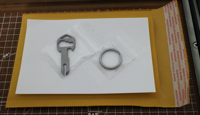 Example of Our International Packaging
