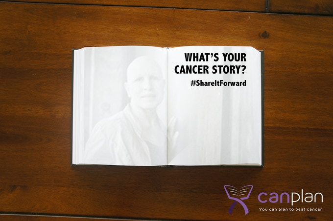 By backing this project, you'll be part of a cancer community dedicated to finding new and innovative ways to fight a winning battle