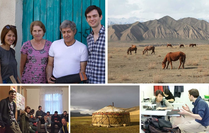 Impressions of Kyrgyzstan
