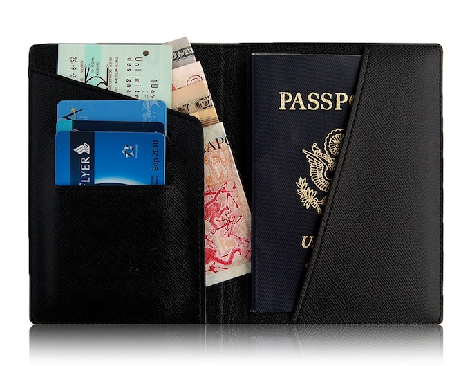 urban slim RFID passport cover