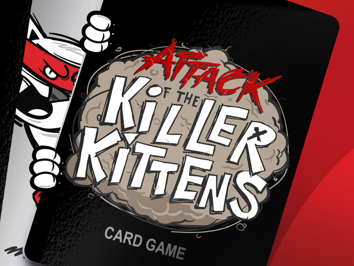 An exciting card game for people who are into Killer Kittens, with a Video Game gameplay style... and a fresh perspective on card gaming. #NextLeftStudios